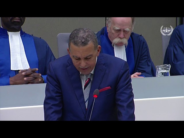 Opening of the ICC Judicial Year: President of Trinidad and Tobago's speech