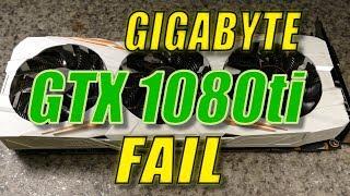 GTX 1080Ti забавный глюк