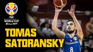 Tomas Satoransky - ALL his BUCKETS & ASSISTS from the FIBA Basketball World Cup 2019