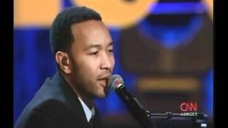 Melanie Fiona, John Legend, Common - CNN Heroes