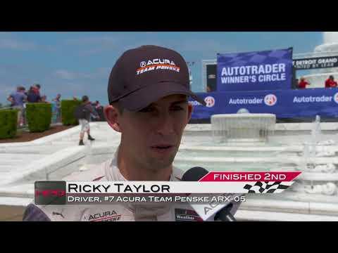 2018 IMSA Detroit GP Acura Recap