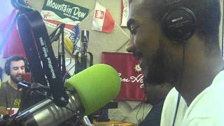 Corey Brewer Exclusive - Corey Visits 104.5 The Zone
