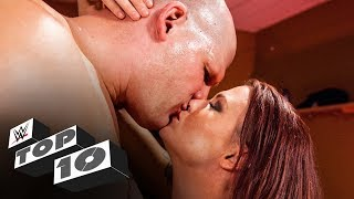 Shocking couples: WWE Top 10, Oct. 6, 2019