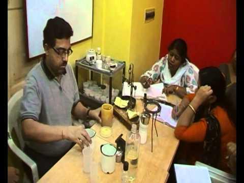 Aromatherapy Training course in kolkata - YouTube