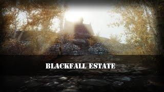 """TES 5: Skyrim   Поместье """"Черный Обрыв"""" - дом для воров"""