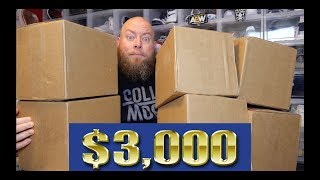 Opening up a Total of $3,000 ToyUSA Funko POP Mystery Box Series + Massive Pop Grail