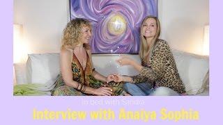 Sandra Rolus interviews Anaiya