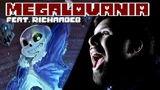 Undertale - Megalovania [METAL Ver.] - Caleb Hyles (feat. RichaadEB)