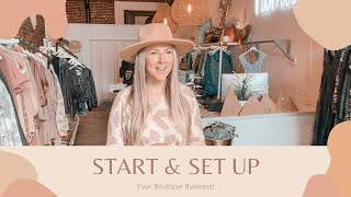 My Experience Starting And Setting Up My Boutique