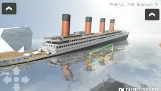 Утопил Титаник в 3D
