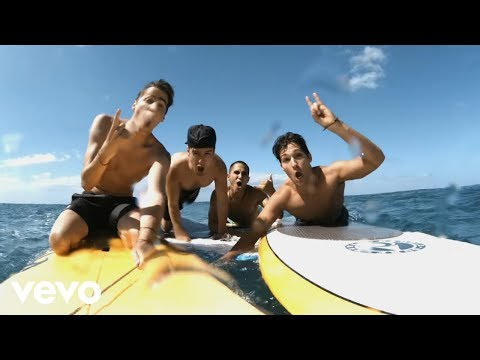 Big Time Rush - Windows Down (Video)