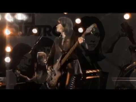 Suzi Quatro - Back To The Drive Music Video HD 2006