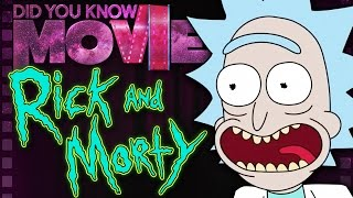 Download Youtube: RICK AND MORTY - How to Troll Big Studios | Did You Know Movies
