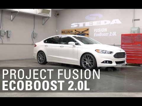 Project Fusion 2.0L EcoBoost Overview - Steeda