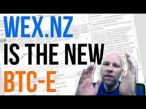 WEX is the new BTC-e - Bitcoin Exchange