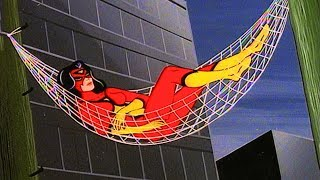 Animated Spider-Woman - Best Scenes