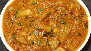 సొరకాయ మసాలా కర్రీ సింపుల్ మసాలాలతో చాల బాగుంది-Bottle Gourd Masala Curry