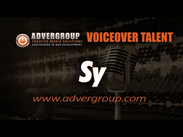 SY Male VOICEOVER TA ..