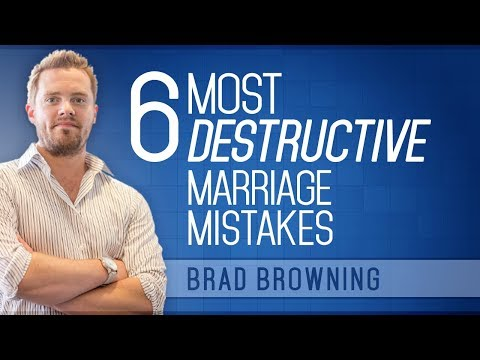 6 Mistakes That Ruin Marriages (And How To Fix Them!)