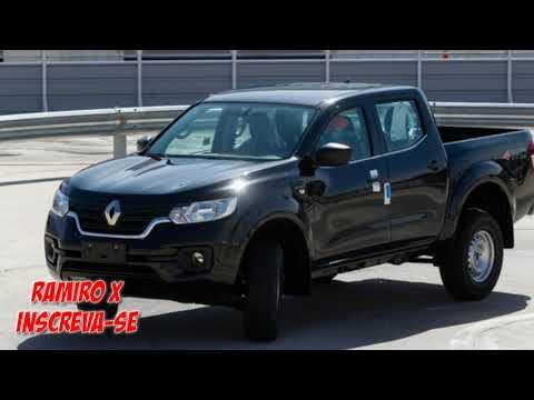 Nova Renault Alaskan 2021: Lançamento no Brasil? Vejam Todos os Detalhes...
