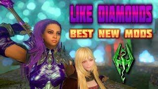 MODS LIKE DIAMONDS - Skyrim Mods & More Episode 72