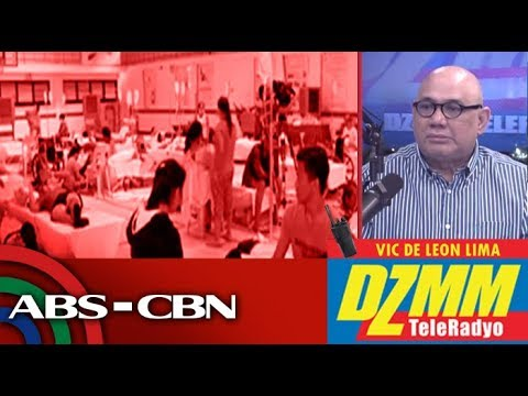 [ABS-CBN]  DZMM TeleRadyo: Leptospirosis outbreak declared in some Metro Manila villages