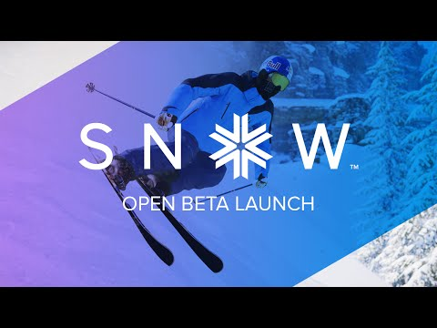 SNOW Open Beta Launch Trailer thumbnail