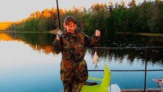 Рыбалка с отдыхом в ленинградской области