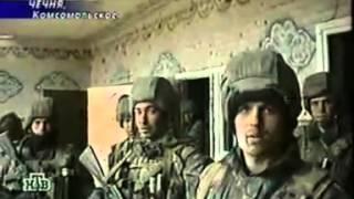 Штурм села комсомольское документальное снятое солдатами