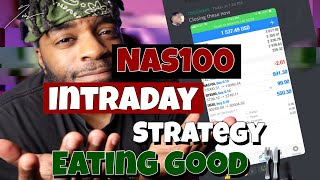 US30 & NAS100 FOREX TRADING Strategy | Intraday $1K A DAY