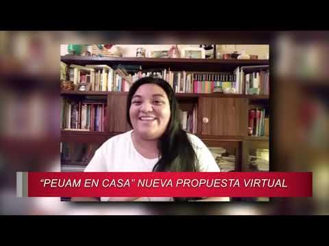 Panorama Universitario 05/05/2020 PEUAM en casa - Verónica Martínez