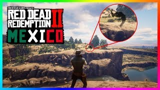 Red Dead Redemption 2 Mexico - NEW DETAILS! A Mythical Monster Is Hiding Across The Border! (RDR2)