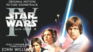Star Wars Episode IV A New Hope (1977) Soundtrack 22 Ben Kenobi s Death   Tie Fighter Attack