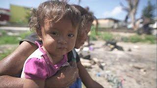 Из-за кризиса венесуэльцы бегут в Бразилию