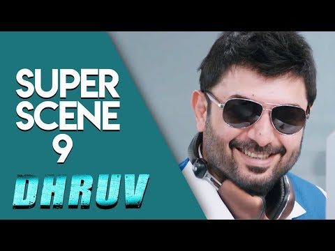 Dhruv -  Super Scene 9 | Hindi Dubbed | Ram Charan | Arvind Swamy | Rakul Preet Singh