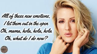 Clean Bandit   Mama Ft. Ellie Goulding (Lyrics Video)
