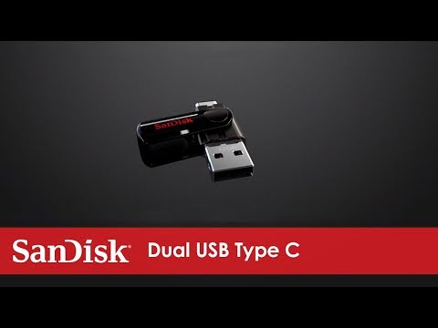 SanDisk Ultra Dual tipo C