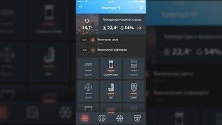 Дизайн мобильного приложения [Photoshop] UI