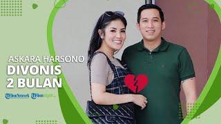 Mantan Suami Nindy Ayunda, Askara Harsono Divonis 2 Bulan Penjara atas Kasus KDRT