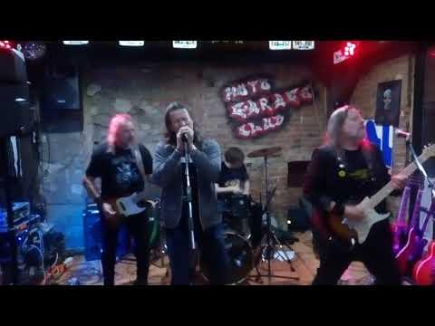 Stará škola - Deep Purple   Black Night - Moto Garage Live