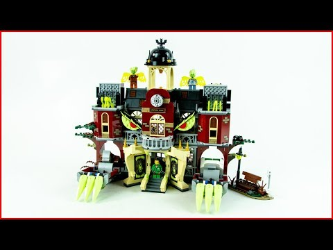 LEGO HIDDEN SIDE 70425 Newbury Haunted High School Construction Toy UNBOXING