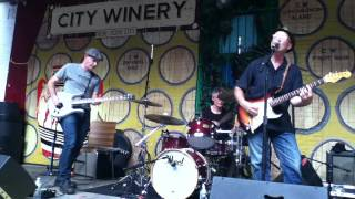 """There She Goes Again"" Marshall Crenshaw @ The City Winery 8-1-4-2012"