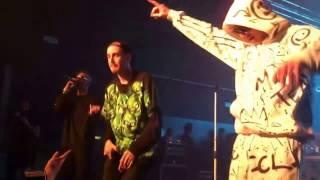 Achille Lauro ft. Gemitaiz - Ulalala Live Magazzini Generali 17/02/17
