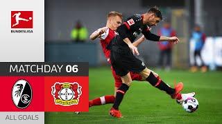SC Freiburg - Bayer 04 Leverkusen | 2-4 | All Goals | Matchday 6 – Bundesliga 2020/21