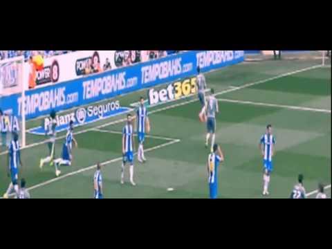 Cristiano Ronaldo Goal  Espanyol vs Real Madrid 0-3 La Liga  12.09.2015