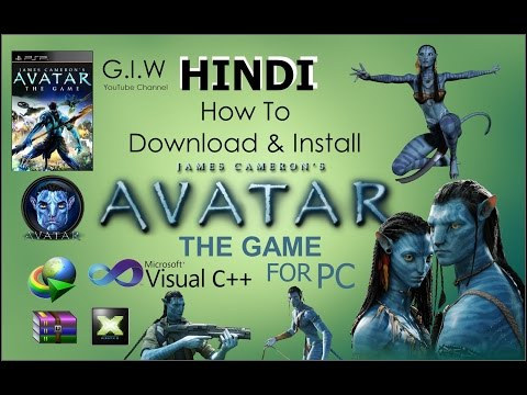 How To Download & Install Avatar The Game