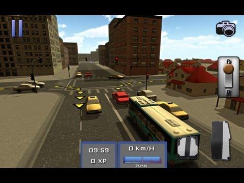 Bus Simulator 3D video