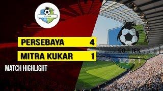 Hasil Laga Liga 1 2018, Persebaya Surabaya Menang Telak saat Menjamu Mitra Kukar