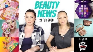 BEAUTY NEWS - 21 February 2020 | Fashion House Makeup Ep. 251