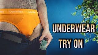 Pride Hip Briefs Calvin Klein Underwear Try On !